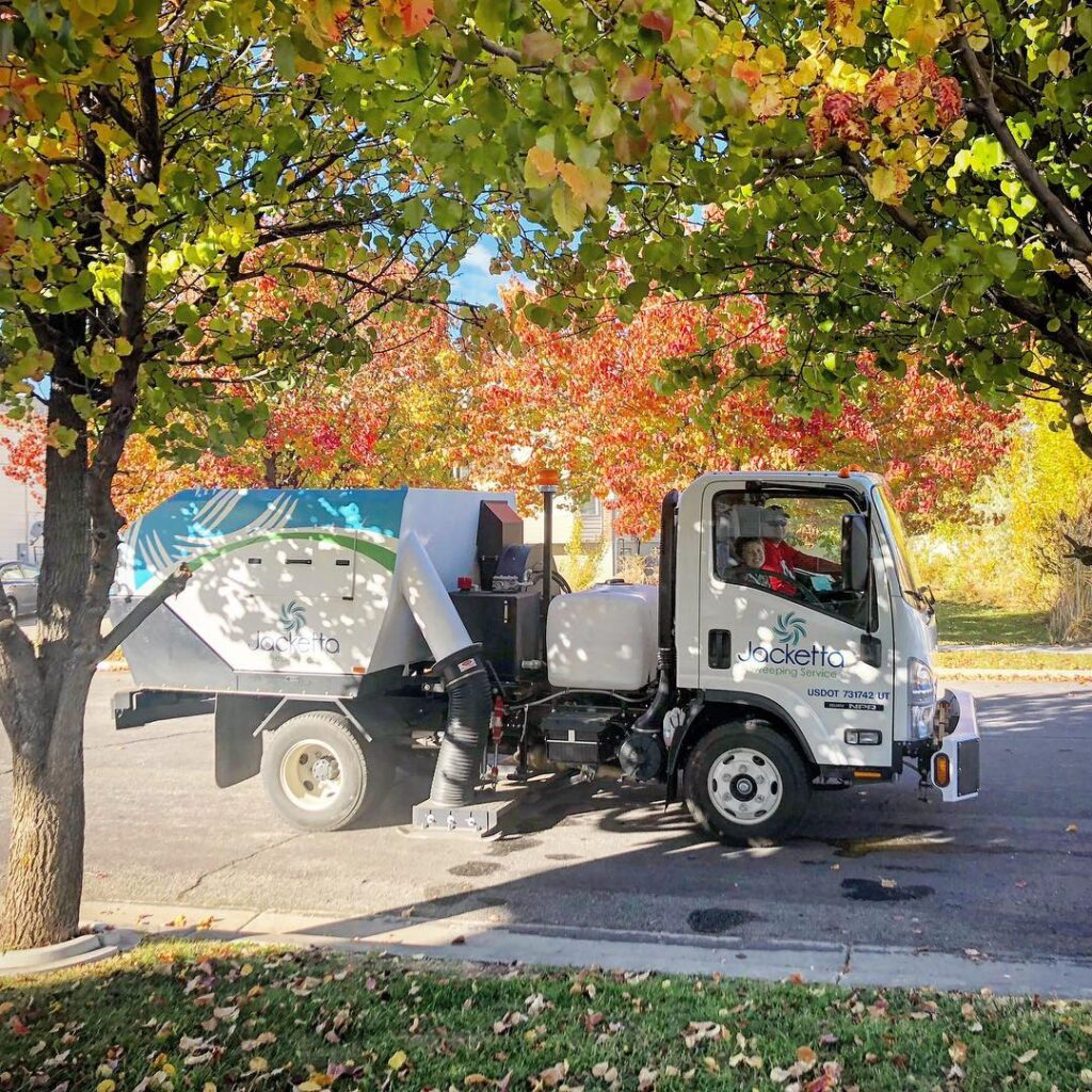 Salt Lake City Professional Street Sweeping Services
