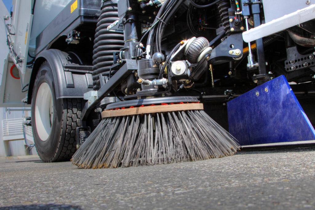 Salt Lake City Professional Parking Lot Sweeping