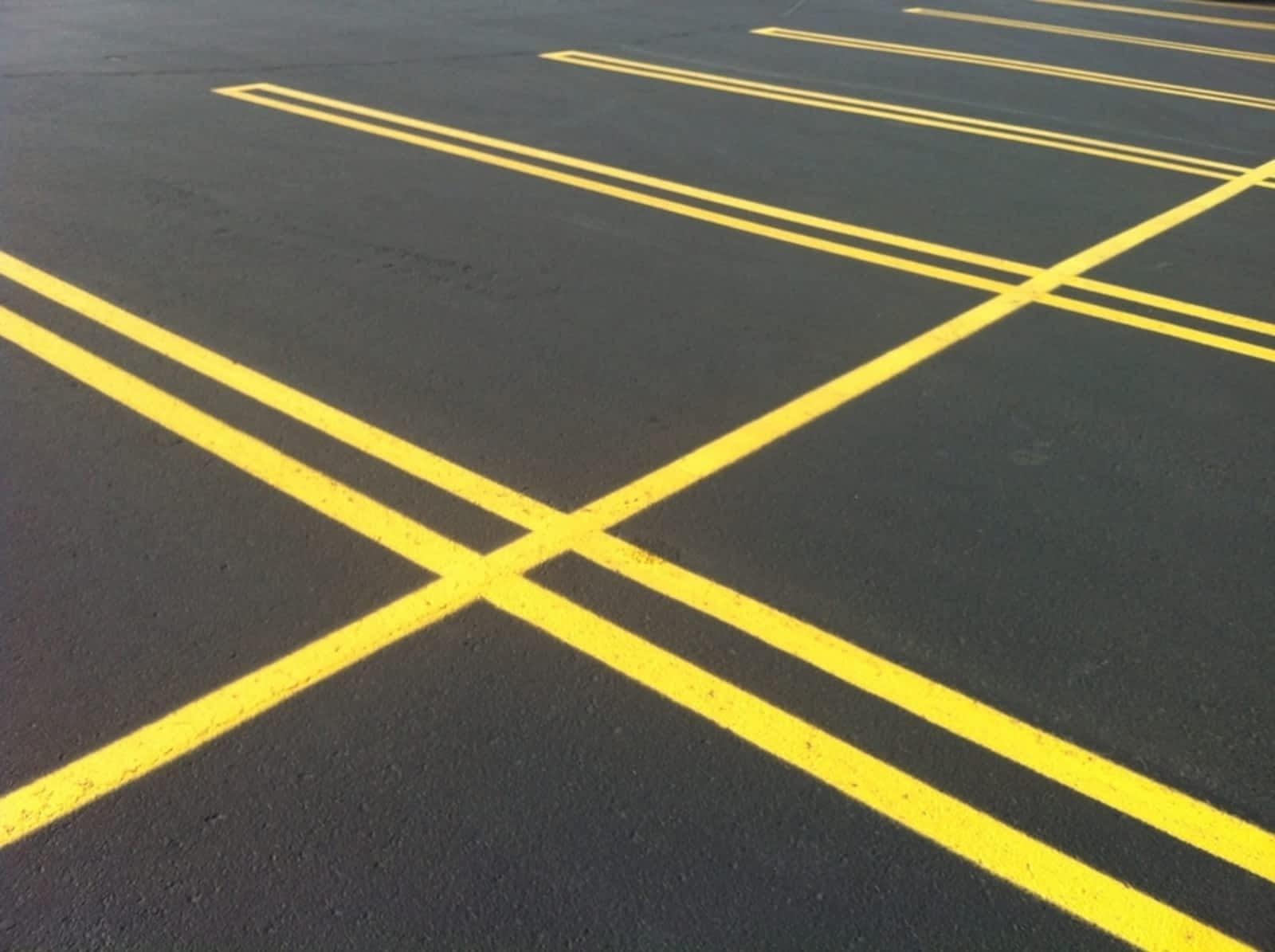 Salt Lake City Professional Lot Striping Services