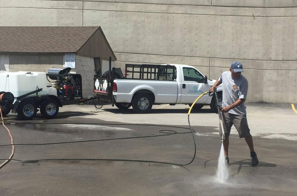 Salt Lake City Professional Pressure Washing Services